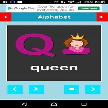 Alphabet ABC For Kids screenshot 2