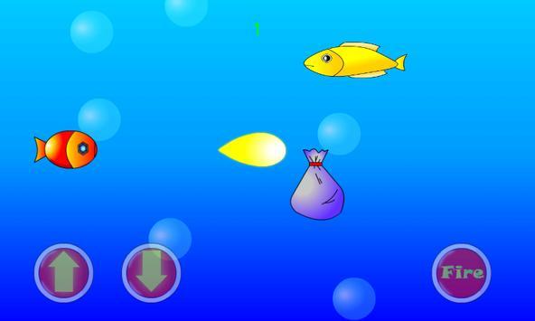 Adventure of Robot Fish screenshot 4