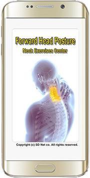 Forward Head Posture (FHP) poster