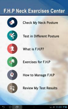 Forward Head Posture (FHP) apk screenshot