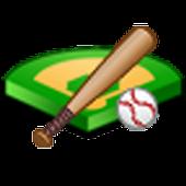Rules of baseball icon