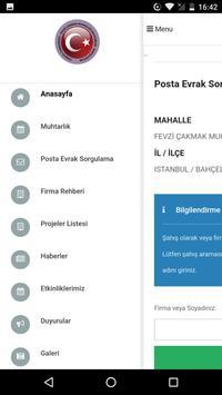 FEVZİ ÇAKMAK MUHTARLIĞI BEVLER screenshot 2