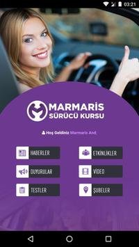 Marmaris Sürücü Kursları poster
