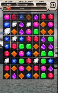 jewel blast match 3 poster