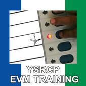 YSRCP EVM Training icon