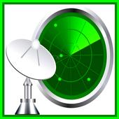 Scanner – Radar Ghosts Joke icon
