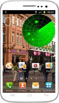 Scanner – Radar Ghosts Joke apk screenshot