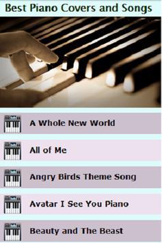 Piano Covers and Songs apk screenshot
