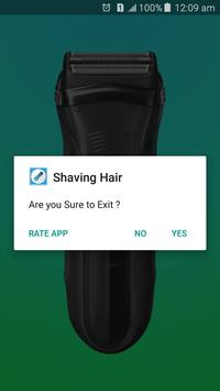 Shaving Hair Machine Game apk screenshot