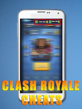 Gems For Clash Royale poster
