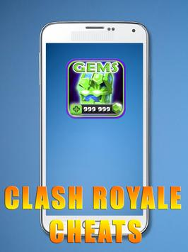 Gems For Clash Royale screenshot 13
