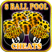 Coins For 8 Ball Pool [ 2017 ] - prank icon