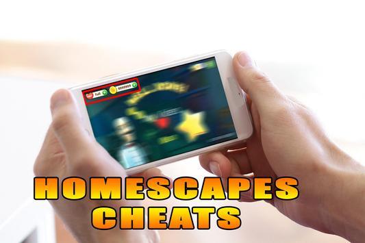 Cheats For Homescapes [ 2017 ] - prank screenshot 26