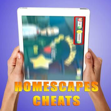Cheats For Homescapes [ 2017 ] - prank screenshot 2