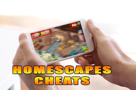 Cheats For Homescapes [ 2017 ] - prank screenshot 6