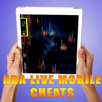 Cheats For NBA Live Mobile [ 2017 ] - prank apk screenshot