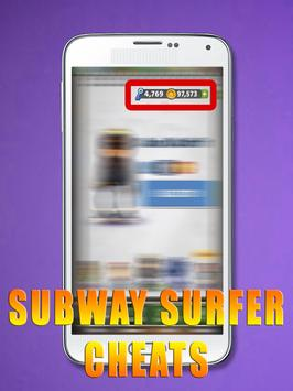 Cheats For Subway Surfers [ 2017 ] - prank screenshot 18