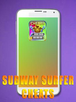 Cheats For Subway Surfers [ 2017 ] - prank screenshot 4
