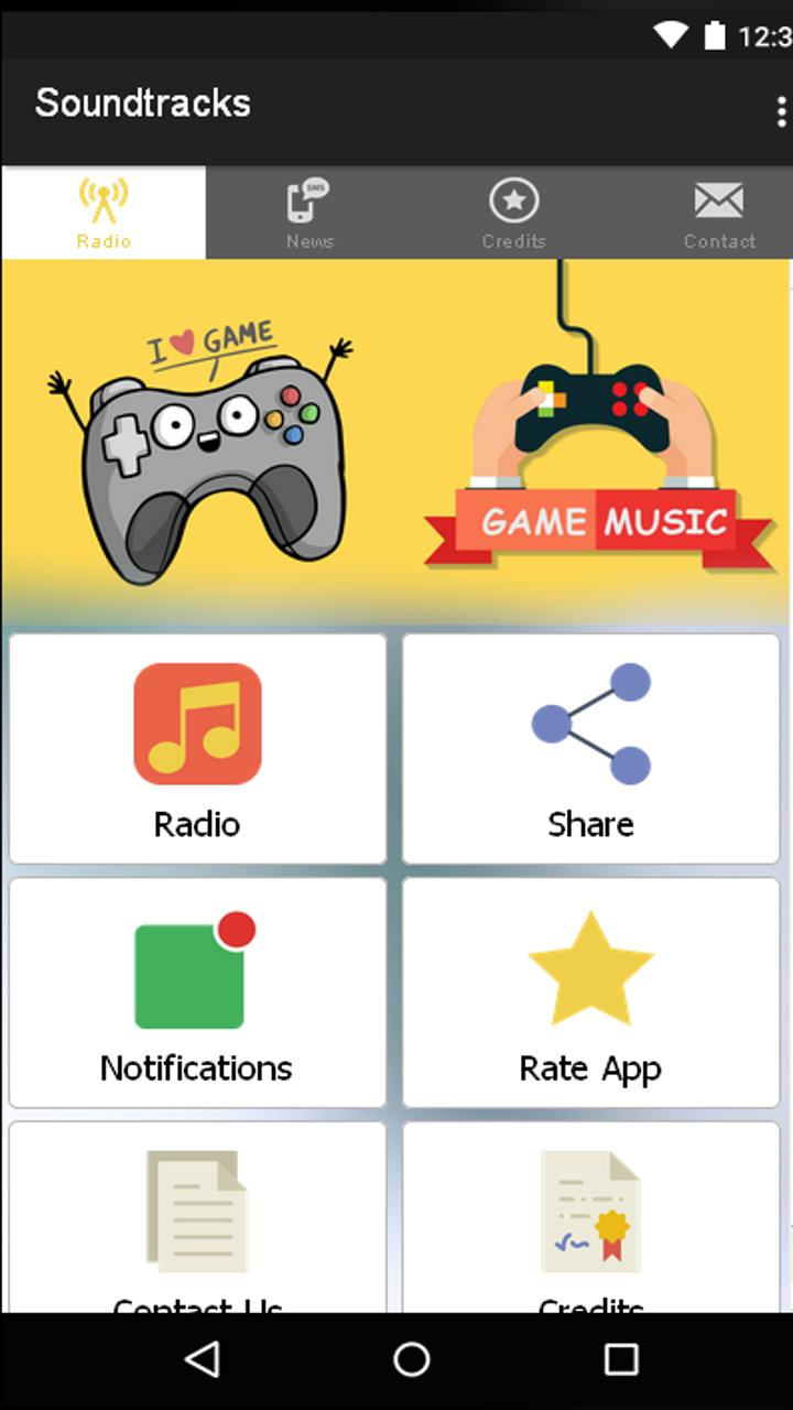 Gaming music,video games songs for Android - APK Download