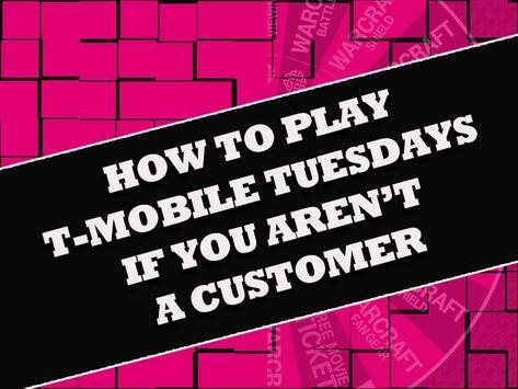 Discovery : T-Mobile Tuesdays apk screenshot