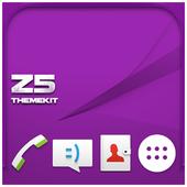Z5 Theme Kit icon