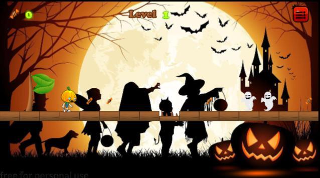 Halloween Run Adventures apk screenshot