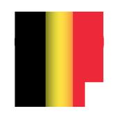 Online Belgian Radio - radio Belgium icon