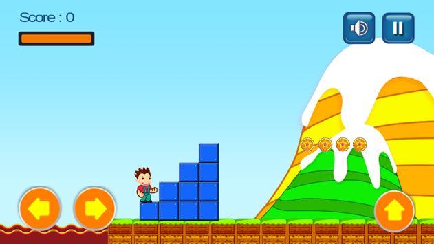 Mario in the Jungle apk screenshot