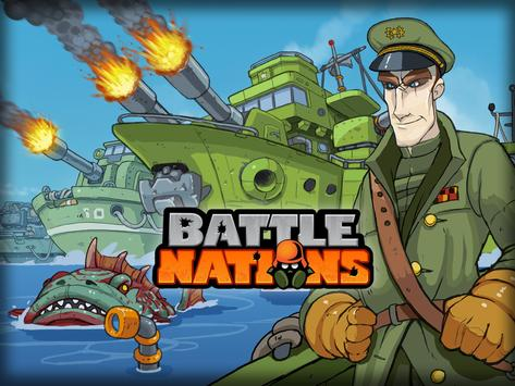 Battle Nations poster