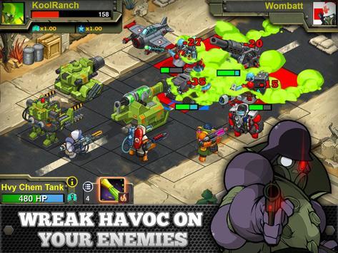 Battle Nations screenshot 1