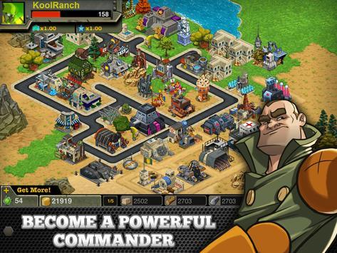 Battle Nations screenshot 4