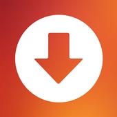 Turbo IDM - MP4 Downloader icon