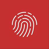Fingerprint Quick Action icon