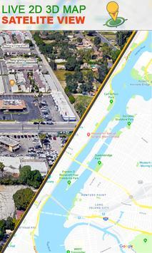Street View Live GPS Map Tracking Voice Navigation screenshot 13