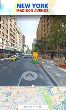 Street View Live GPS Map Tracking Voice Navigation screenshot 16