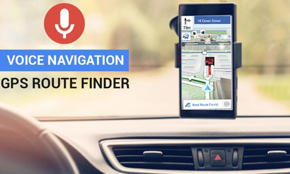 Street View Live GPS Map Tracking Voice Navigation screenshot 23