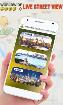 Street View Live GPS Map Tracking Voice Navigation screenshot 4
