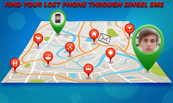 My Lost Mobile Tracker : Theft Device Finder Free poster