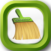 New Master Space & Cache Cleaner RAM Booster Prank icon
