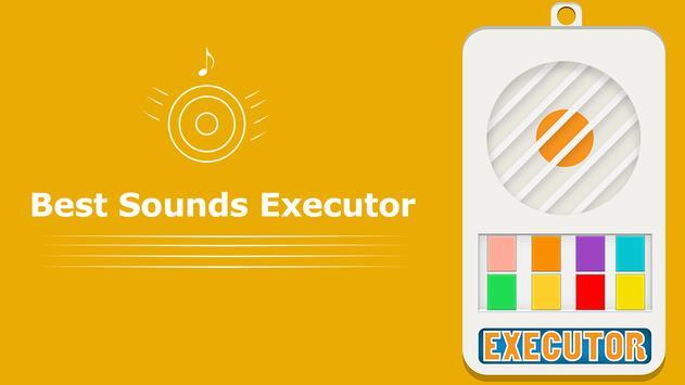 Executor Sounds poster