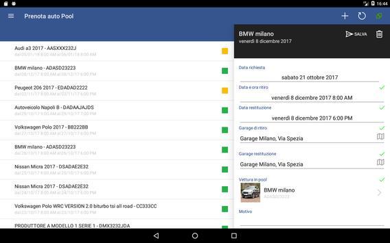 ZCarFleet screenshot 8