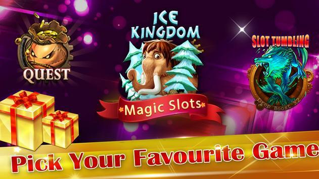 Magic Slots - Las Vegas Slot Machines screenshot 3