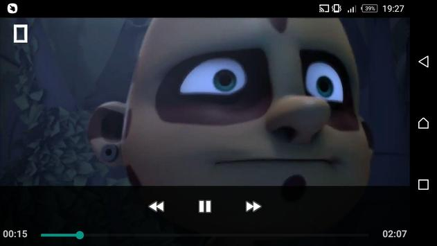Ultra HD Video Player apk screenshot