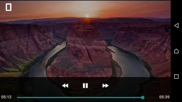 Video Mp4 Player screenshot 1