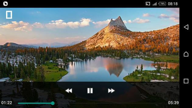 Video Player Mp4 Player apk screenshot