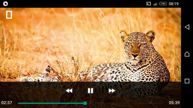 Formats Video Player apk screenshot