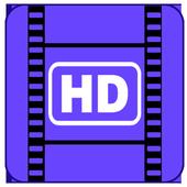 FLV AVI Video Mp4 Player icon