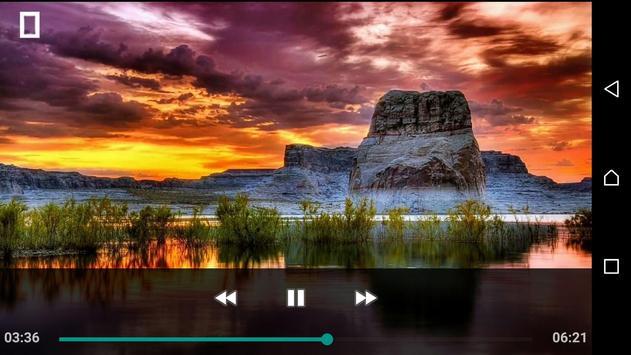 Quick Mp4 Player Formats screenshot 2