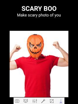 Scary Boo -Photo Editor,Booth screenshot 6