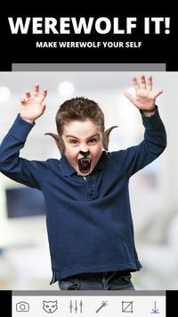 Werewolf -Editor,Camera,Booth screenshot 1